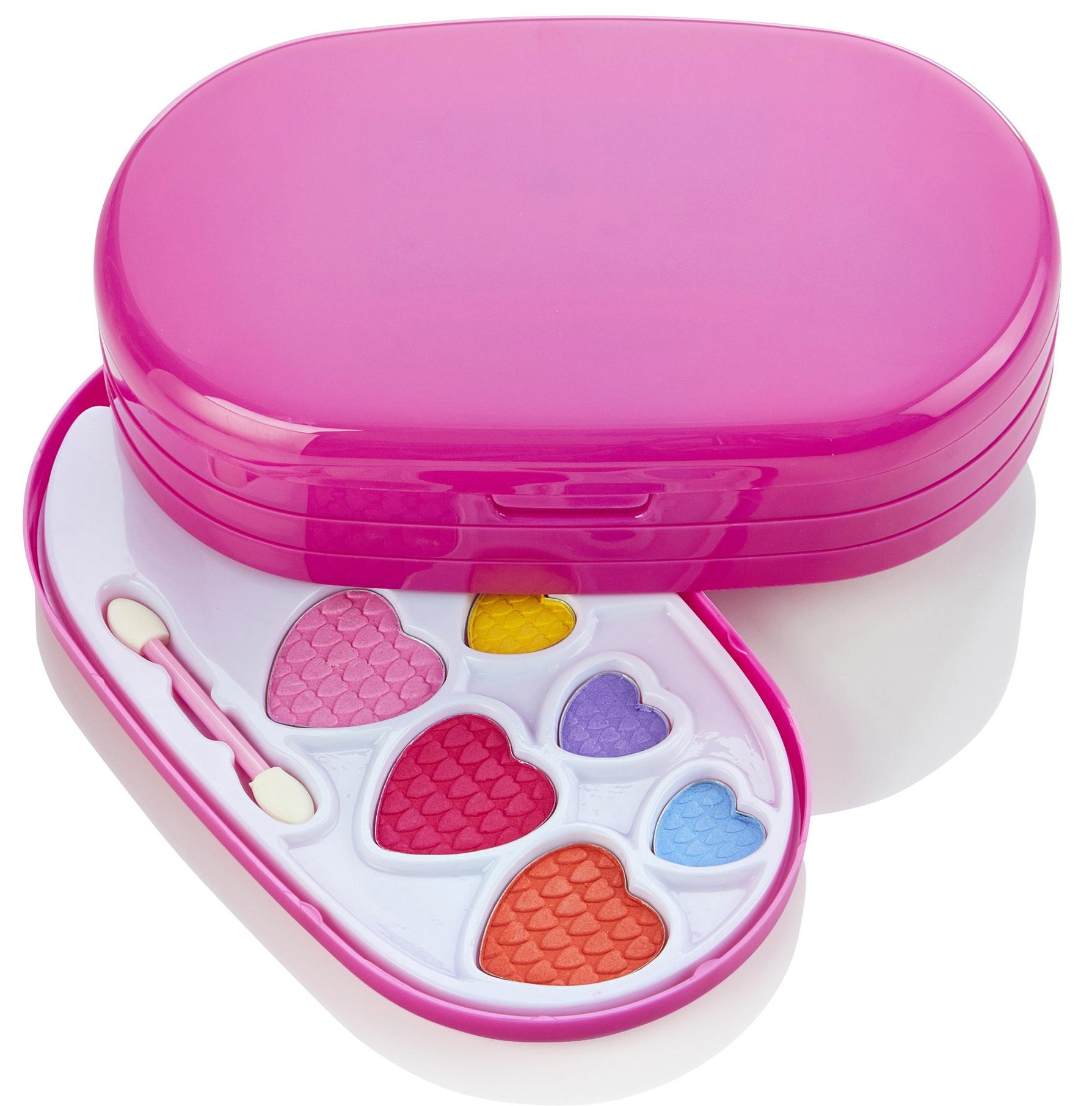 Zestaw Kosmetyczny Dla Dzieci Make Up Puder Szminka Cienie