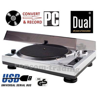 gramofon dual platine usb dj dtj 301 usb. Black Bedroom Furniture Sets. Home Design Ideas