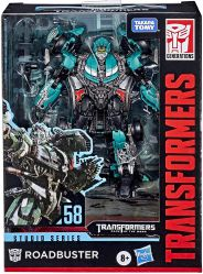 Figurka Transformers Roadbuster Generations Studio Series 58 DELUXE