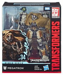 Figurka Transformers Generations Studio Series LEADER MEGATRON