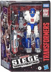Figurka Transformers Siege GEN WFC DELUXE FAN VOTE MIRAGE HASBRO