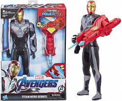 Figurka Interaktywna Iron Man FX Power 2 AVENGERS ENDGAME