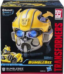 TRANSFORMERS MV6 SHOWCASE HELMET