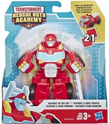 Figurka Transformers Heatwave The Fire-Bot Rescue Bots Academy