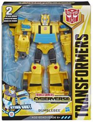 Transformers Bumblebee CYBERVERSE ACTION ATTACKER