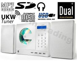 Wieża stereo Dual Vertical 150 MP3-CD USB SD AUX
