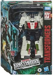 Figurka Transformers Generations War for Cybertron: Earthrise Wheeljack WFC-E6 Deluxe