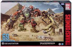 Transformers DEVASTATOR 8w1Generations Studio Series