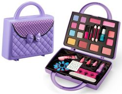 SHIMMER N SPARKLE ALL-IN-ONE BEAUTY MAKE-UP PURSE