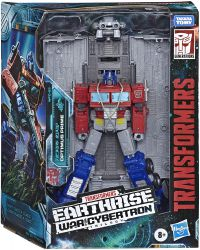 Figurka Transformers Generations Optimus Prime Leader WFC-E11 War for Cybertron: Earthrise