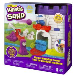 Kinetic Sand Magiczna Wieża Piasek Spin Master