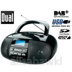 CD/Radio Cyfrowe DAB+USB/SD Hi-Fi Mp3 Dual DAB 43