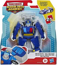 Figurka Transformers  Chase The Police-Bot Rescue Bots Academy