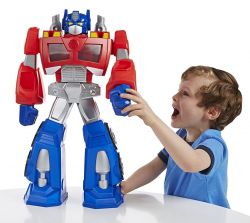 Transformers Optimus Prime 55cm Rescue Bots Hasbro