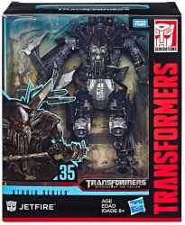 Figurka Transformers Generations Studio Series LEADER JETFIRE