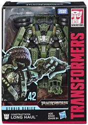 Figurka Transformers Generations Studio Series VOYAGER LONG HAUL