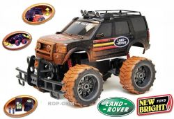NEW BRIGHT RC LAND ROVER LR3 1:10 GIGANT 9V