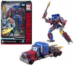 Figurka Transformers OPTIMUS GENERATIONS STUDIO SERIES VOYAGER RADAR